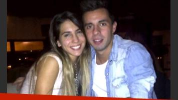 Cinthia Fernández y Matías Defederico. (Foto: Web)