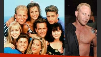 Ian Ziering, de Beverly Hills 90210 a stripper (Foto: Web).
