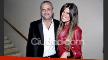 Jorge Rial le aseguró a Ciudad.com que Loly no está embarazada. (Foto: Jennifer Rubio-Ciudad.com)