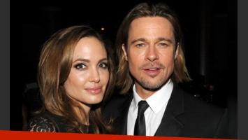 Brad Pitt habló públicamente sobre la doble mastectomía de su mujer (Foto: Web).