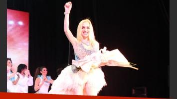 Fátima Florez se descompensó en plena función (Foto: archivo Web)