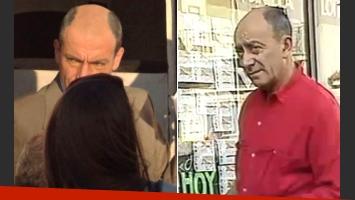 Martín Bossi, igualito a Alberto Olmedo: mirá la foto. (Diario La Capital y captura Web)
