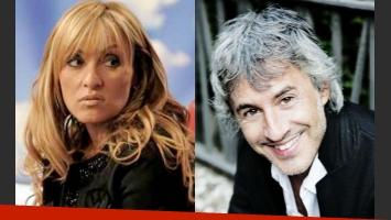 Sergio Dalma dice no recordar su affaire con Marcela Tauro (Foto: Web).