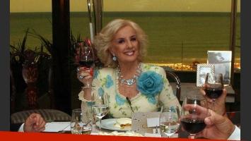 El sábado 22 vuelve Almorzando con Mirtha Legrand por América. (Foto: Web)