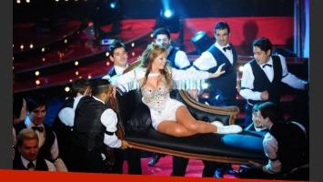 Graciela Alfano, tentada por Carmen Barbieri para volver al teatro revista. (Foto: archivo Ideas del Sur)