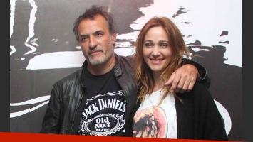 El íntimo deseo de Verónica Lozano y Jorge Corcho Rodríguez (Foto: Web).