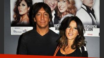 Nico Vázquez y Gimena Accardi perdieron un embarazo de tres meses. (Foto: Jennifer Rubio-Ciudad.com)