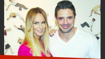 Sabrina Rojas y Luciano Castro fueron papás de Esperanza. (Foto: Web)