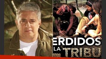 Perdidos en la tribu quedó afuera de los Martín Fierro. (Foto: archivo Web)