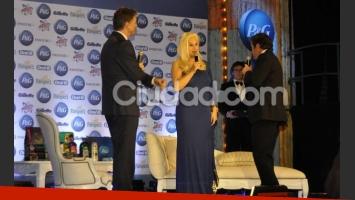 Susana Giménez en el evento. (Foto: Jennifer Rubio-Ciudad.com)