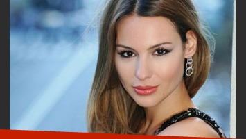 Pampita es la jurado preferida de Celebrity Splash. (Foto: Web)