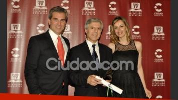 Todos los ganadores y los mejores looks de los premios Fund TV (Foto: Jennifer Rubio).
