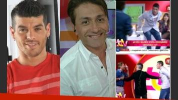 Del odio al amor: se amigaron Cristian U y Daniel Gómez Rinaldi