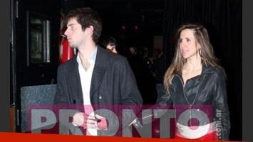 Julieta Camaño y Francisco Capozzo. (Foto: Pronto Web)