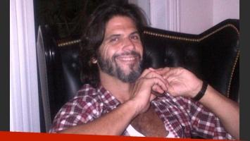La foto con la que Andrea Bursten recordó a Federico Ribero, a un mes de su muerte (Foto: Twitter).