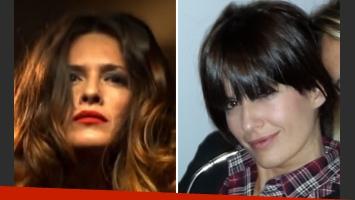 El antes y el después de Isabel Macedo. (Fotos: Web)