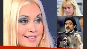 Verónica Ojeda habló de todo y de todos (Fotos: Web).