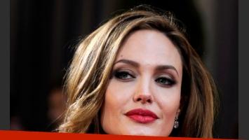 Angelina Jolie, la actriz mejor paga de Hollywood (Foto: Web).
