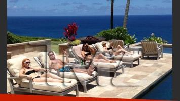 Charlie Sheen se fue de vacaciones a Hawaii con… ¡tres actrices porno! (Foto: TMZ).