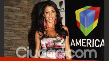 Pamela David habló sin filtro de su regreso a América (Foto: Jennifer Rubio- Archivo Ciudad.com).