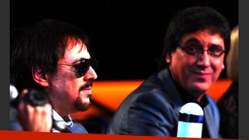 Alejandro Lerner y Oscar Mediavilla, enfrentados por un contrato incumplido. (Foto: Ideas)