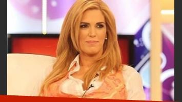 Viviana Canosa rompió el silencio tras dar a luz a Martina. (Foto: Web)