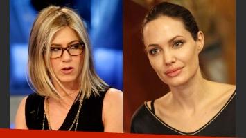 La decisión de Jeniffer Aniston para no cruzarse con Angelina Jolie en un vuelo. (Foto: archivo Web)