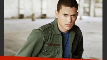 Wentworth Miller, el protagonista de Prison Break, se confesó gay (Foto: Web).