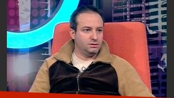 Sebastián Almada ya se recupera de su infarto. (Foto: Web)