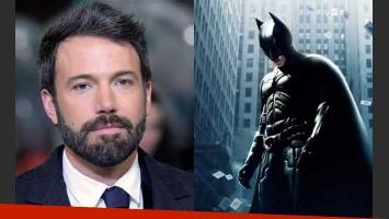 Ben Affleck finalmente será Batman a pesar de las 70 mil firmas en su contra. (Foto: Web)