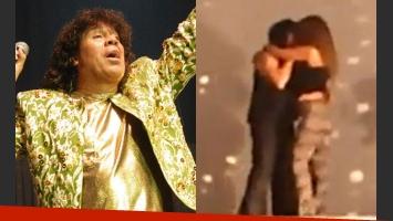 Paula, la joven que bailó con La Mona Jiménez, rompió el silencio (Fotos: Web).