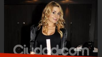Andrea Politti, festejo por Los unos y los otros; y charla íntima con Ciudad.com (Foto: Archivo Ciudad.com).