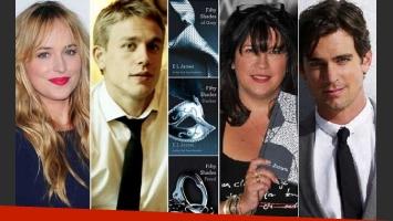 50 sombras de Grey: Boicot a los actores elegidos y desafortunada frase de la autora. (Foto: Web)