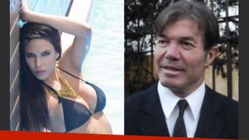 Barby Franco y Fernando Burlando se comprometen. (Fotos: Ciudad.com y Web)