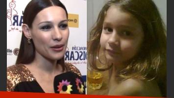 Pampita habló de la muerte de su hija, Blanca (Foto: captura y Web).