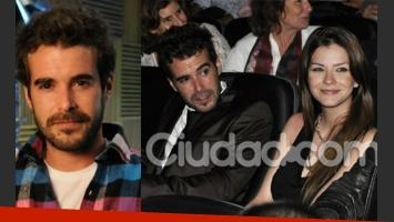 Nicolás Cabré y su vida junto a Rufina y La China Suárez. (Fotos: Web y Jennifer Rubio-Ciudad.com)