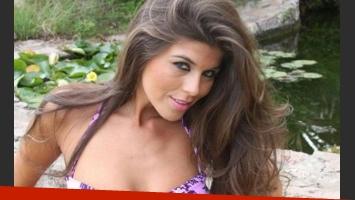 Loly Antoniale tiene la mejor cabellera femenina de la farándula. (Foto: Web)