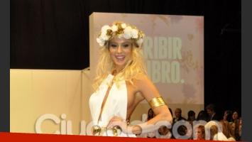 Noelia Marzol en Espacio Mujer 2013. (Foto: Jennifer Rubio-Ciudad.com)