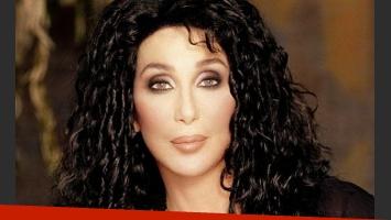 """Cher y su experiencia con un """"fantasma"""". (Foto: Web)"""