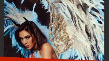 Las fotos prohibidas de Florencia Tesouro. (Foto: Revista Hombre)