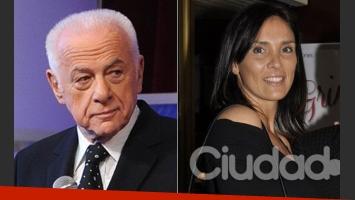 Gerardo Sofovich y Sofía Oleksak, separación y escándalo (Fotos: Web y Ciudad.com).