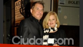 Arnaldo André y Marta González. (Foto: Jennifer Rubio-Ciudad.com)