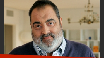 Jorge Lanata, internado en la Fundación Favaloro. (Foto: Web)