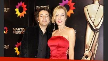 Fabián Vena e Inés Estévez se separaron. (Foto: Jennifer Rubio-Ciudad.com)