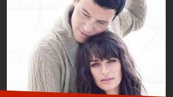 Lea Michele habló de la muerte de Cory Monteith. (Foto: Web)
