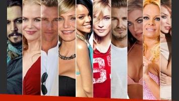 Las increíbles, y algo ridículas, fobias de diez estrellas de Hollywood. (Foto: Web)