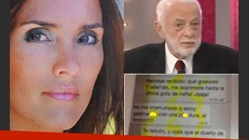 Sofía Oleksak quiere iniciarle acciones legales a Gerardo Sofovich