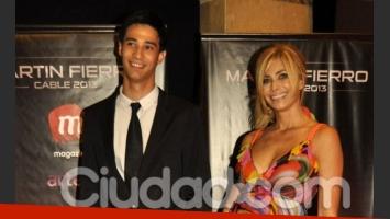 Marisa Andino con su hijo. (Foto: Jennifer Rubio-Ciudad.com)