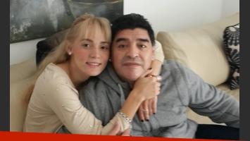 Rocío Oliva, irónica y frontal: