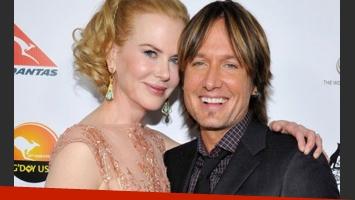 Los mensajes hot de Nicole Kidman y Keith Urban para mantener viva la pasión. (Foto: Web)